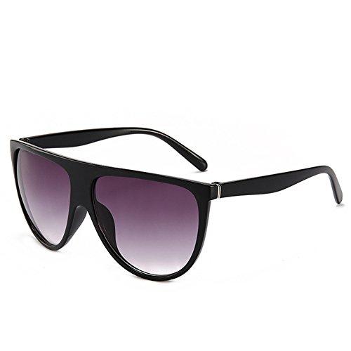 y moda europea Gafas NIFG caja mm de 60 de salvajes E de grande tiro sol de las la de mujeres caja 138 140 la sol americana gafas nxXItIdfrq