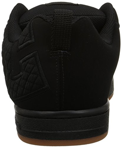 DC Shoes Men's Court Graffik SE Fashion Trainer Black 1 Ufa2EO