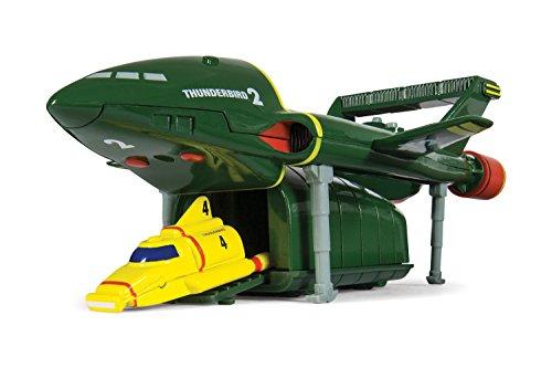 Corgi Thunderbirds Thunderbird 2 & Thunderbird 4 Diecast Model Set