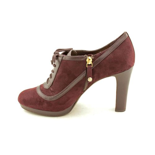 Suede Women's Tracy US6 Ankle Ellen Purple Boot Night Private qzwnUEpx1X