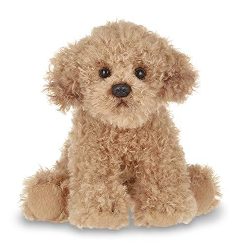 Stuffed Poodle - Bearington Lil' Doodles Small Plush Labradoodle