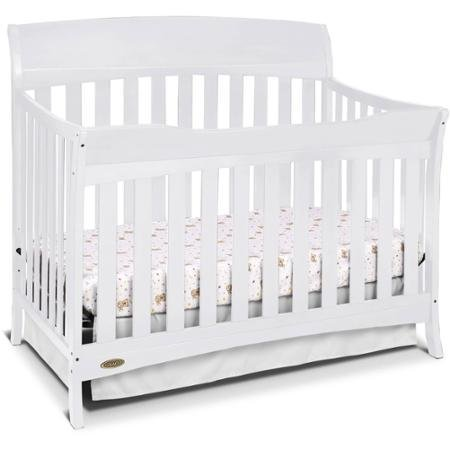 Premium Baby Crib Convertible Furniture Cribs 4 In 1