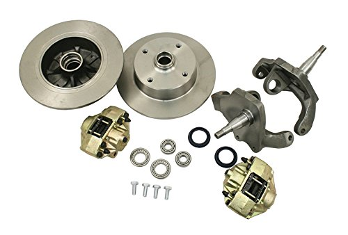 68 Front Disc Brake (EMPI 22-2886-0 Front Disc Brake Kit, VW Ball Joint, 4/130)