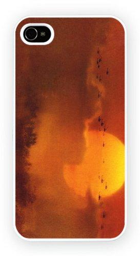 Apocalypse Now, iPhone 5 5S, Etui de téléphone mobile - encre brillant impression