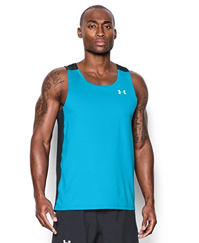 Under Armour Men's CoolSwitch Run Singlet
