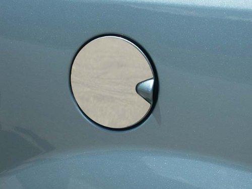 QAA FITS Grand Caravan 2008-2019 Dodge (1 Pc: Stainless Steel Fuel/Gas Door Cover Accent Trim, 4-Door) GC48895