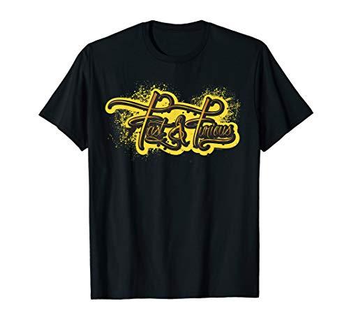 Fast & Furious Graffiti Logo -