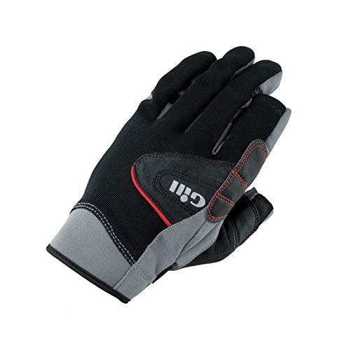 Gill 2017 Championship Long Finger Sailing Gloves Black 7252 Size - - Large