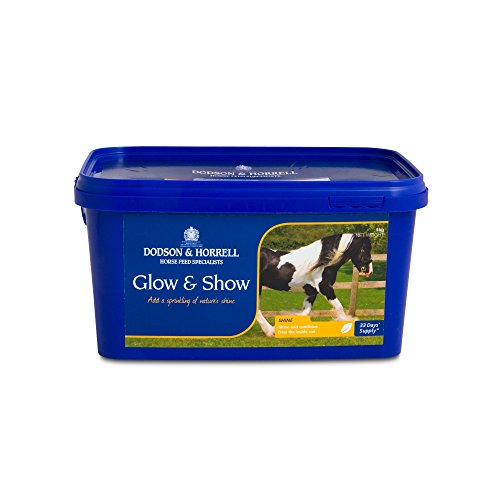 Dodson & Horrell Glow & Show (2.2lbs) (May Vary)