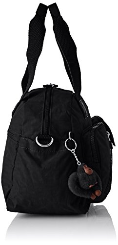 Black a Defea Borse Up Donna Nero secchiello Kipling True wt78Sdq8