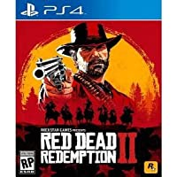 Red Dead Redemption 2 by Rockstar For PlayStation 4