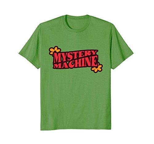 Camper Van T-shirt - Mystery Machine Retro Tee