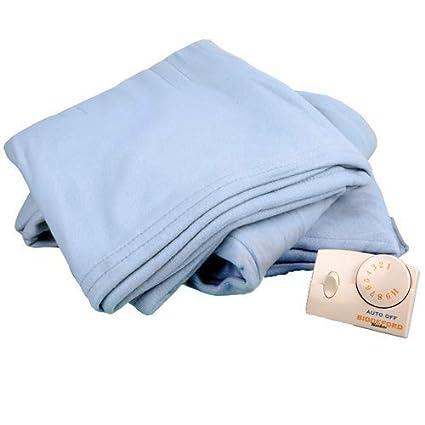 Amazon.com: Cobijas calentadoras Biddeford, tejidas y ...