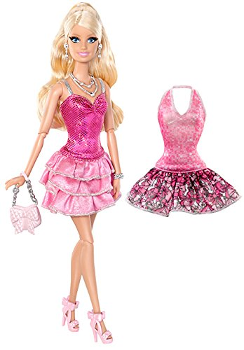 Amazon Com Barbie Life In The Dreamhouse Barbie Doll Discontinued