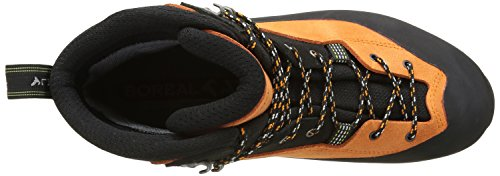 Boreale Klimschoenen Voor Volwassenen Brenta Lichtgewicht Zwart Oranje 47260 Zwart Oranje