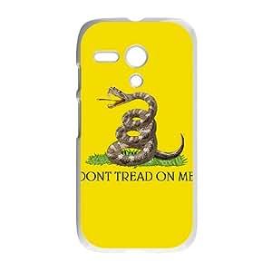 Motorola Moto G Phone Case Don't Tread On Me Z8T93587