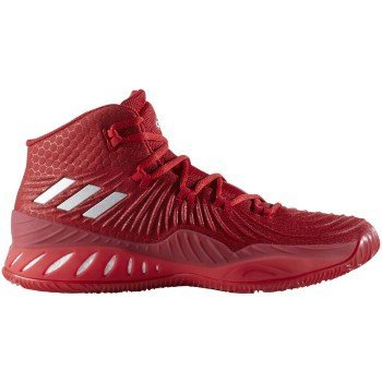 7804b1054ea8 adidas Men s Crazy Explosive 2017 Red Silver White 13 D US D (M)