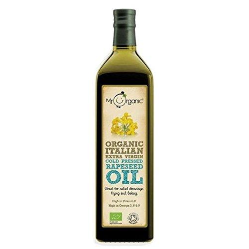 - Mr Organic Rapeseed Oil 750ml