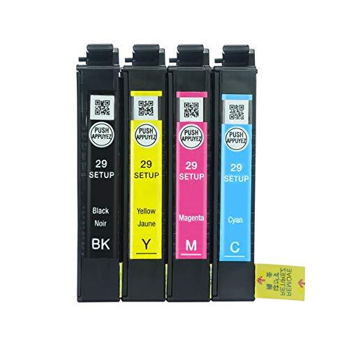 Gen Colorful e 29 Ink Cartridges for XP-245, XP235, XP247, 332, 335, 342, 345, 432 -