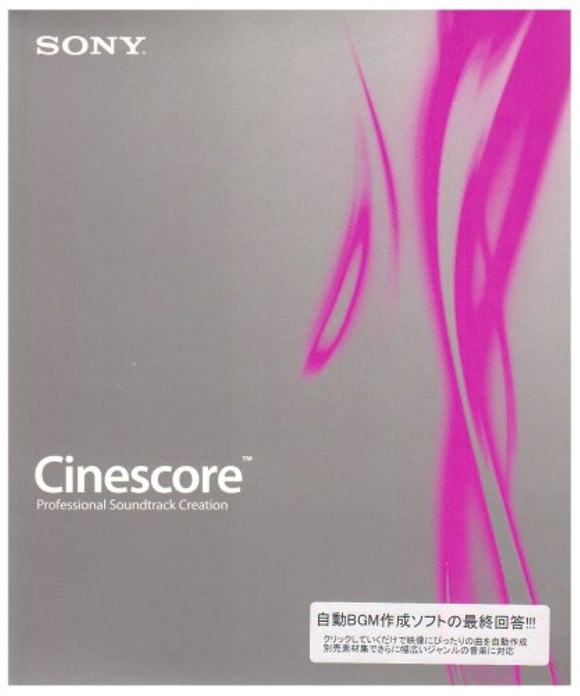 更新協会縫い目CINESCORE