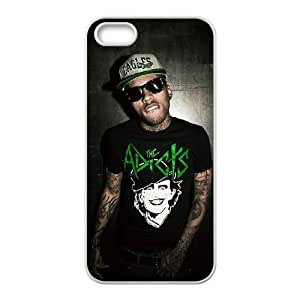 LSQDIY(R) Kid Ink iPhone 5,5G,5S Customized Case, Unique iPhone 5,5G,5S Durable Case Kid Ink