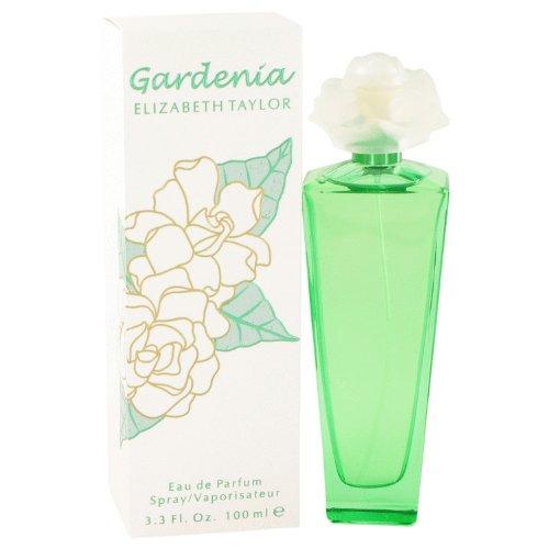 Gardenia Elizabeth Taylor Perfume By Elizabeth Taylor Eau De Parfum Spray For Women 3.3 oz Eau De Parfum Spray