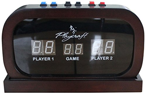Best Shuffleboard Table with an Electronic Scorer Reviews. Best Rated Shuffleboard Table with an Electronic Scorer Comparison - Magazine cover