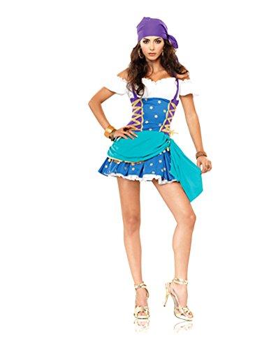 Gypsy Princess Sm Md Adult Womens Costume