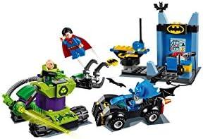 LEGO Juniors - Batman y Superman vs. Lex Luthor (6135786)