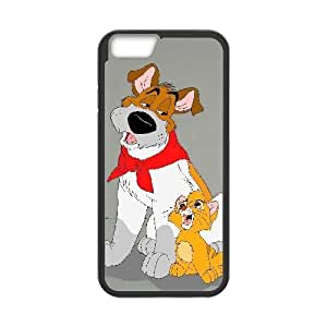 iPhone6 Plus 5.5 inch Phone Case Black Oliver &amp Company Dodger TYI3993612