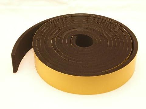 NEOPRENE RUBBER Self Adhesive Strip : 2