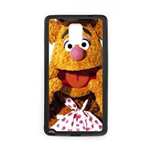 The Muppets Fozzy Bear Samsung Galaxy Note 4 Cell Phone Case Black as a gift A4637266