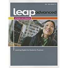 [(LEAP Advanced Listening and Speaking Student Book)] [Author: Ken Beatty] published on (May, 2013)