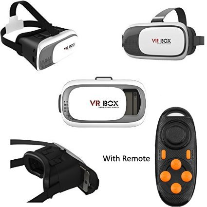 Version Virtual Reality Glasses Smartphones product image