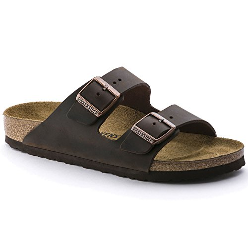Oiled Mens Sandals - 8