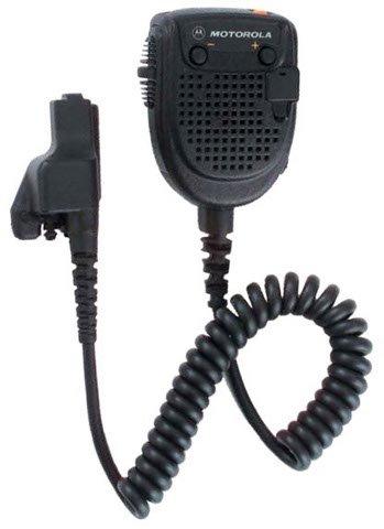 - Speaker/Microphone, Remote, 3-5/64 in. L