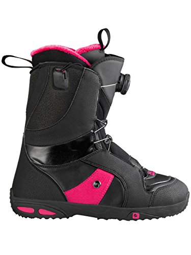 Salomon Ivy Boa Str8jkt Womens Snowboard Boots 2013