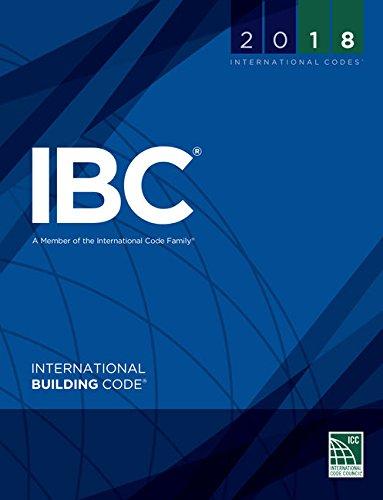 2018 International Building Code  International Code Council Series