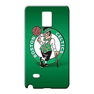 samsung note 4 Highquality Shock Absorbent Perfect Design cell phone skins JRhoder Boston Celtics Flexible Soft