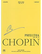 Preludes: Chopin National Edition Vol. VII