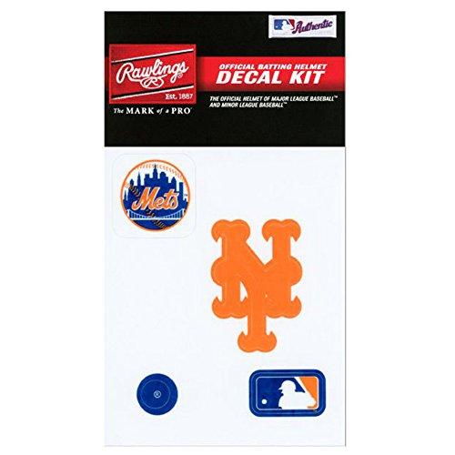 Rawlings Sporting Goods MLBDC Decal Kit, New York -