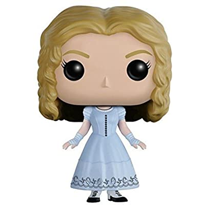 Funko POP Disney: Alice in Wonderland Action Figure - Alice: Funko Pop! Disney:: Toys & Games