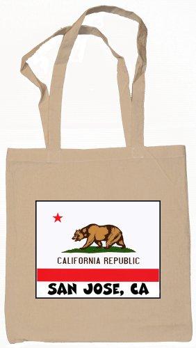 Souvenir San Jose California Tote Bag - Jose Shopping San California