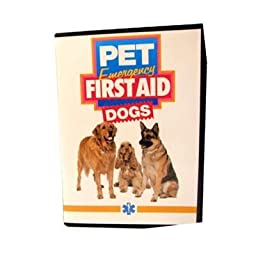 MAYDAY PET-DVD-DG First Aid Videos for Dogs