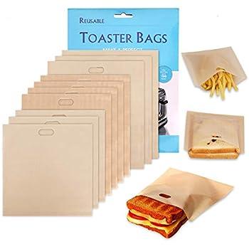 Amazon.com: Bolsas para tostadora reutilizables ...