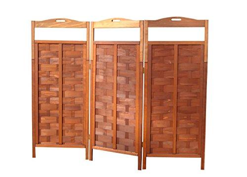 (Best Redwood Lattice Outdoor Privacy Screen)