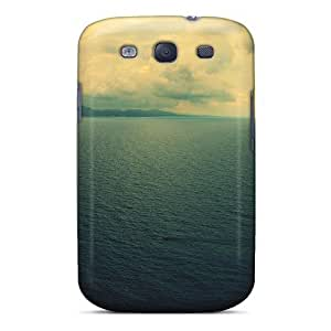 NewArrivalcase Case Cover For Galaxy S3 - Retailer Packaging Clean Ocean Protective Case