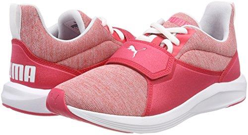 Rosa Puma puma Wn's Zapatillas White Mujer Cross Pink Para De paradise Prodigy cqpqvw0ag