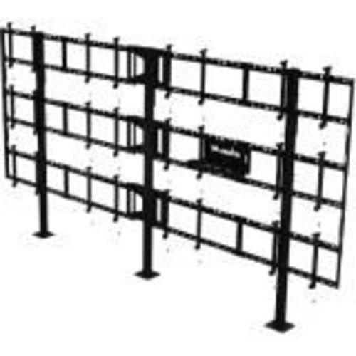 (Peerless-av DS-S555-4X3 Smart Modular Video Wall Pedestal Mount 4x3 Configuration)