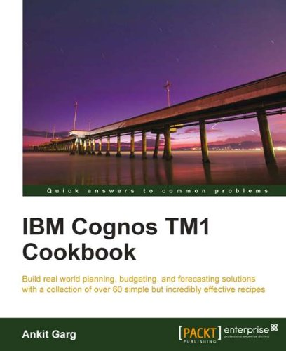 Download IBM Cognos TM1 Cookbook Pdf